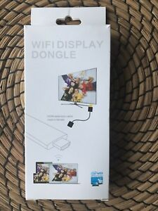 WIFI wireless TV Display Dongle/ HDMI Dongle AirPlay/Miracast