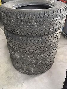 Toyo G02 plus, Open country 265-70R18