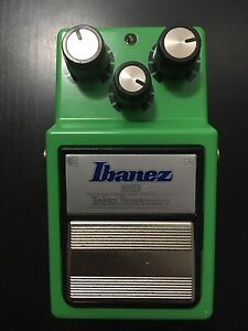 Ibanez TS9 Tube Screamer - excellent condition