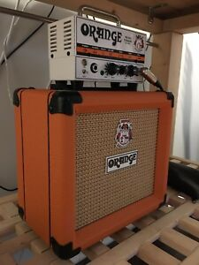 Orange Micro Terror Head & Cab