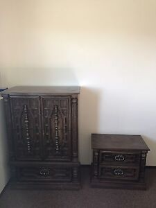 Chest and Night stand