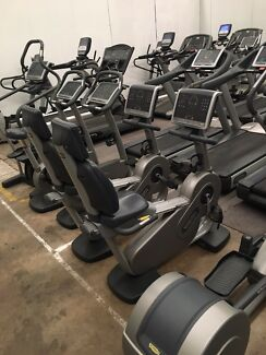 Technogym Excite 700 Commercial Recumbent Bike (was $7,500 when new)