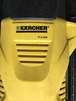 Karcher pressure washer K 2.400 model plus attachments