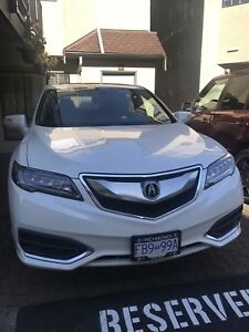 2018 Acura RDX lease takeover