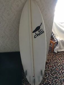 Chilli rare bird surfboard The Junction Newcastle Area Preview