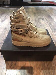 "Nike SF AF1 ""desert camo"" - Size 10.5"