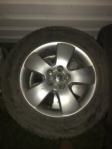 Jetta mk4 15 inch rims and tires