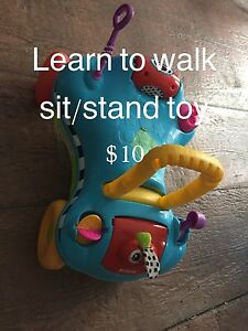 Learn to walk toy