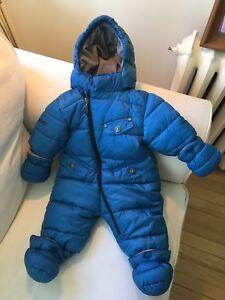 Costume de neige/combinaison Black Mountain