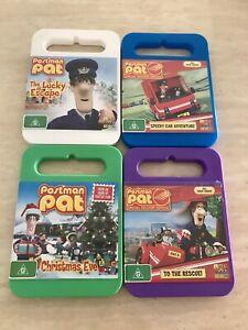 Postman Pat DVD Collection