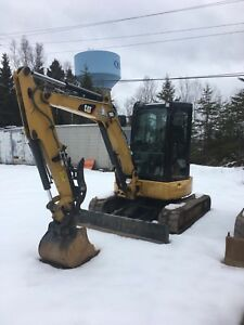 2016 Cat 304E2 Mini Excavator *Low Hours*