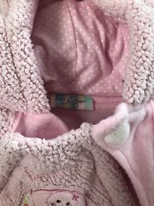 Baby hooded bunting for sale