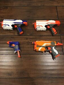 Nerf Gun Bundle-Like new