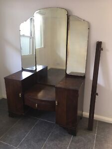FREE COLLECT TODAY Art Deco Dressing Table