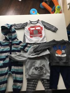Baby boy 9 month clothing lot