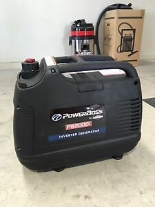 PowerBoss - 2kVA Inverter Generator Port Lincoln Port Lincoln Area Preview