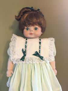 Handcrafted Porcelain doll