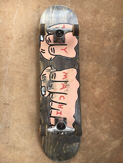 Toy machine skateboard deck 7.75inch wide