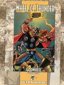 Ultraverse Wheel Of Thunder Trade Paper Back