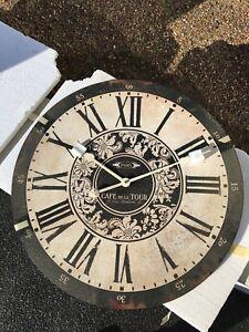 Decorative vintage style clock - new Belconnen Belconnen Area Preview