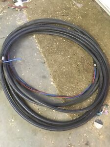 70' TECk copper #6 AWG 3 conductor