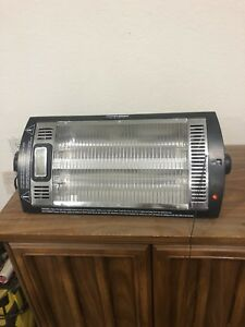 Proheat 1500w infrared heater