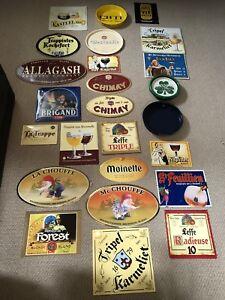 Affiche de bières