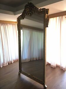Antique mirror Belrose Warringah Area Preview