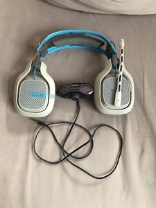 ASTRO A40 HEADSET & M80 MIXAMP!