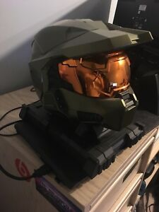 Halo 3 Legendary Edition Helmet (NO GAME)
