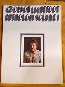 Gordon Lightfoot - Anthology Volume 1 ( Song Book )(c) '71