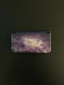 NEW Nintendo 3ds Galaxy Edition with Box