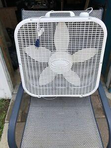 Ventilateur carré 20 pouce LASKO