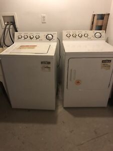 Washer and Dryer. Good condition.
