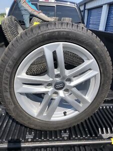 Audi A4 Winter Tires and Wheels