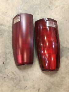 1988-1998 gmc/Chevy tail lights