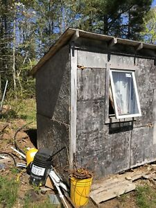 Shed / Chicken Coop