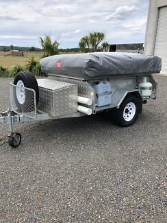 Mars camping trailer Oxley Island Greater Taree Area Preview