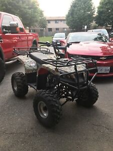 4X4/ATV (THREE HRS USAGE) COMES WITH FREE HELMET!!!