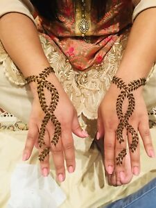 Henna artist for all wedding/cultural/religious events