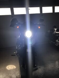 HARLEY 5-3/4 LED HEADLIGHT
