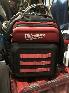 Milwaukee ultimate job site backpack (TOOLS NOT INCUDED)