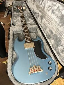 Epiphone sg short scale bass
