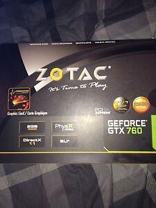 GeForce GTX 760 Graphics Card