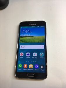 Samsung galaxy s5 black 16gb unlocked for sale
