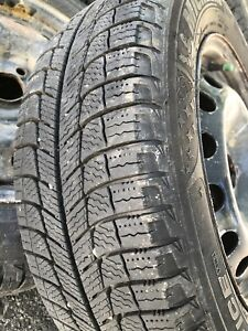 Winter Tires Michelin X-ice 195 / 60R15