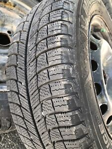 SOLD PPU Winter Tires Michelin X-ice 195 / 60R15