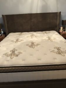 King size mattress stearn and foster matelas très grand