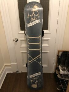 Kit Burton Snowboard 162 WIDE
