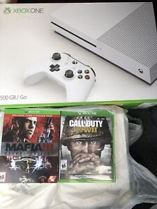 Xbox One S Game combo
